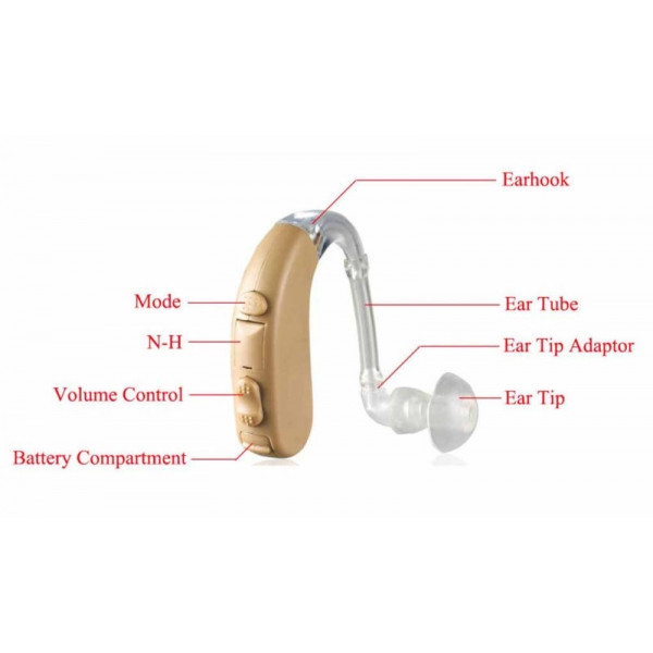 Цифровой слуховой аппарат Axon D-303