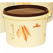 Шоколадні крем пасти Каравела анте форно горіховий ТМ Master Martini 13 кг відро
