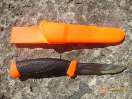 Нож Мора Companion F ( 11829 ) Serrated, фото 2