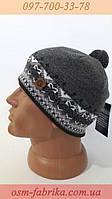 Теплая мужская шапка оптом и в розницу