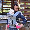 Эргономичный рюкзак Baby (хлопок)