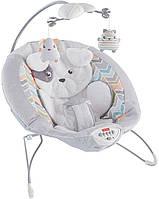"""Шезлонг для новорожденного Fisher-Price """"Мой маленький мишка"""""""