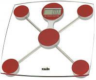 Весы электронные напольные MAGIO MG-301 150кг