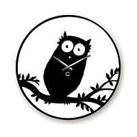 Часы Настенные детские Owl (Glozis)