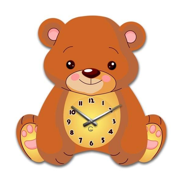 Часы Настенные Детские Leslie (Glozis)