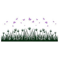 Виниловая Наклейка Glozis Grass , фото 1