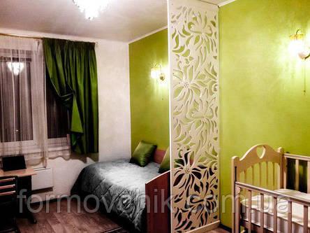 Перегородка резная для комнаты, фото 2