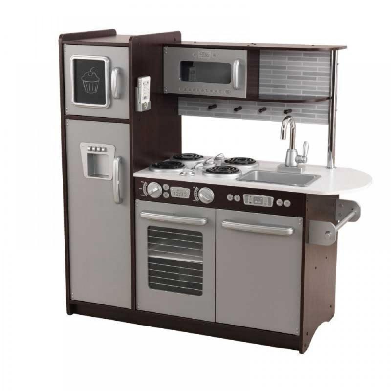 Кухня деревянная Espresso KidKraft 53260