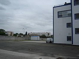 Площадка до строительства цеха