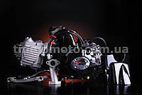 Двигатель Дельта-125 ТММР Racing механика чёрный
