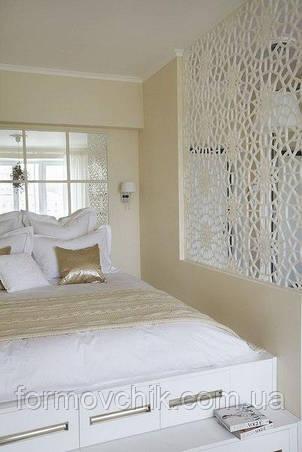 Резная решетка для спальни, фото 2