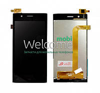 Дисплей FLY FS451 Nimbus 1 with touchscreen black orig