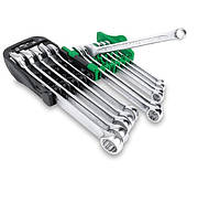 Набор ключей комбинированных 8-19мм 10ед. на холдере