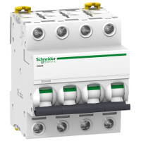 Автоматические выключатели iC60 N 4P, B, 40