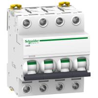 Автоматические выключатели iC60 N 4P, C, 50