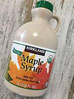 Органический кленовый сироп KIRKLAND из Канады, 1л, фото 1