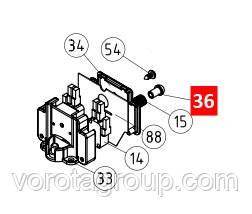 Окончание пружины концевика NICE ROBO (PPD1183.4540)