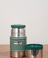 Термос для обедов STANLEY зеленый 0,5 l Classic ST-10-00811-010