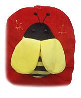 Мягкий рюкзак игрушка Зверята 31*25см (2-5 лет)