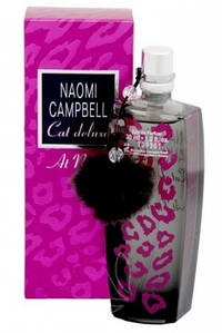 Naomi Campbell Cat Deluxe at Night туалетная вода 75 ml. (Наоми Кэмбелл Кет Делюкс Ат Найт)