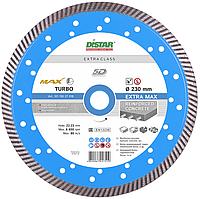 Круг алмазный Distar Turbo Extra Max 232 мм отрезной диск по высокоармированному бетону