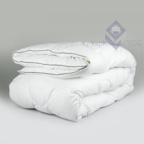 """Одеяло гипоаллергенное УЮТ (микрофибра, """"Лебяжий пух SILVER SNOW"""") Искусственный лебяжий пух, Двуспальное Евро, Двуспальное"""