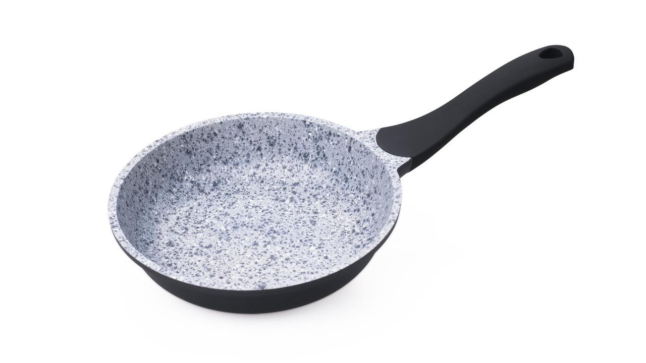 Сковорода индукционная (алюминий+гранит) 20 см Con Brio Eco Granite Premium CB-2016