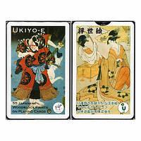 Карты игральные Piatnik Ukiyo-E' Bridge 55 листов