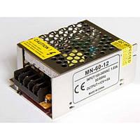 Блок питания Compact MN-60-12 60Вт/12V