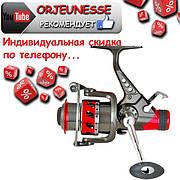 Катушка с бейтраннером Specific 4000BBC fishing reel