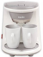 Кофеварка MAGIO МG-342 2 чашки в комплекте
