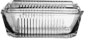 Масленка Frigo  стекло