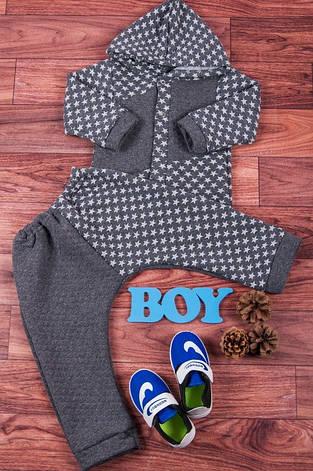 Теплий комплект для хлопчика, фото 2