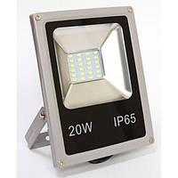 Светодиодный прожектор Slim SMD 20W (с датчиком движения)