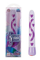 Forever Yours Vibrator Purple