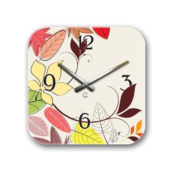 Часы Настенные Декоративные Autumn (Glozis)