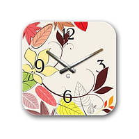 Часы Настенные Декоративные Autumn (Glozis), фото 1