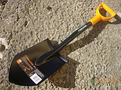 Лопата Fiskars Solid, сапёрная (131417)