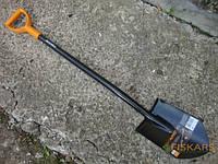 Лопата Fiskars Solid, штыковая (131413/1003455)