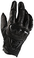 Мото перчатки FOX BOMBER GLV [BLACK/BLACK], S (8)