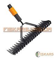 Грабли для уборки и разрыхления почвы от Fiskars QuikFit™ (135513)1000655