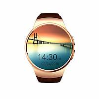 Смарт-часы (умные часы) UWatch KW18 Коричневый