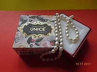 Мыло натуральное UNICE с жемчугом