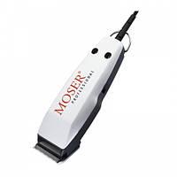 Машинка для стрижки професійна Moser 1400 Mini White (1411-0086)