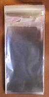 Полипропиленовые пакеты с клапаном. Размер: ширина 8 см длина 15 см