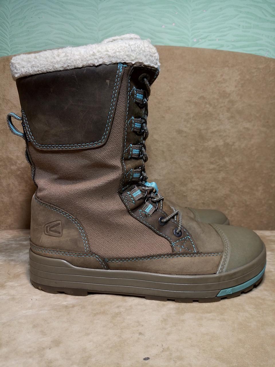 Зимние сапоги ботинки Keen Snow Rover термоботинки. Оригинал. 39 р. 25 см ffc4f54396e58
