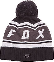 Шапка FOX BLACK DIAMOND POM BEANIE [BLK], One Size