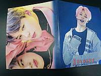 Дневник школьный BTS