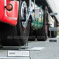 Стенд розвал-сходження RED LINE для вантажних автомобілів