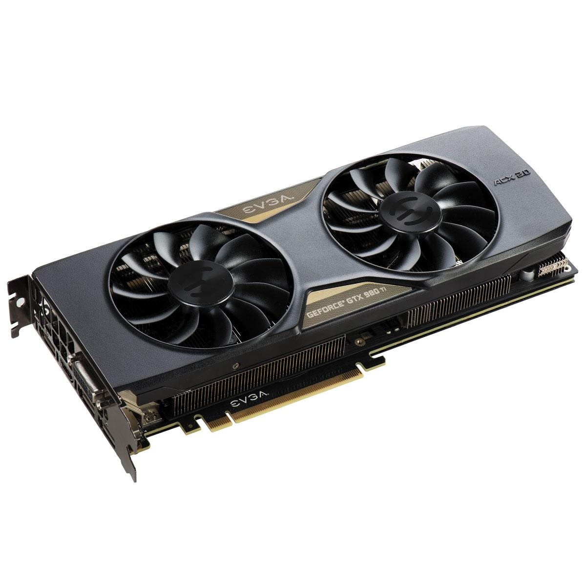 "Видеокарта EVGA GTX 980 Ti FTW 6GB GAMING ACX 2.0+ ""Over-Stock"""